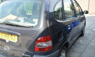 Samochód Renault Megane S