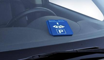 Parkowanie w niebieskich strefach - Parkeerschijfzone