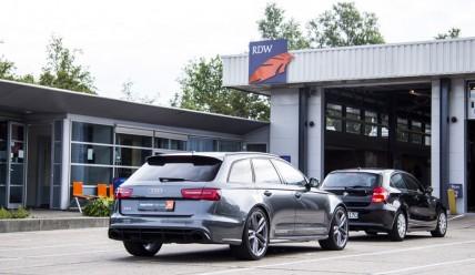 Rejestracja pojazdów w Holandii - Overschrijving