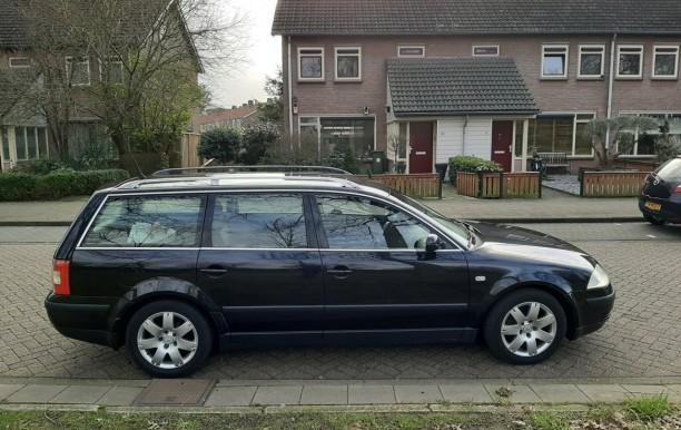 Volkswagen Passat sprzeda