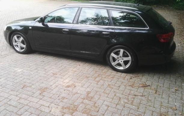 Audi A6 C6 S-line 2.0 TDI